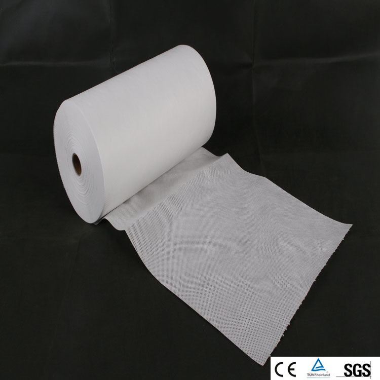 Melt Blown Nonwoven Fabric for Wipes