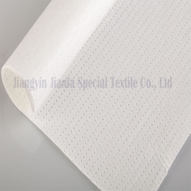 Nonwoven Fabric for Alcohol Wipes