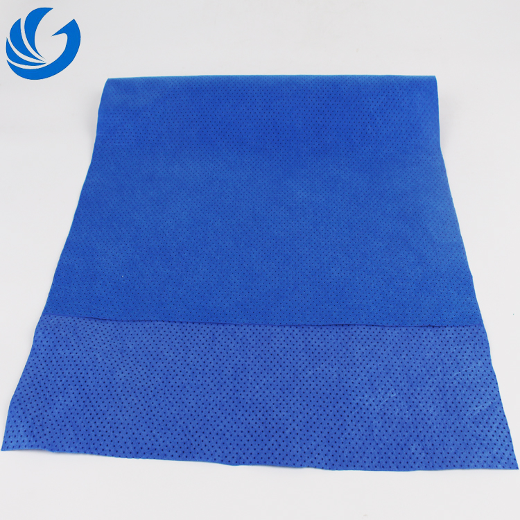 SM Hydrophilic Hole Towel Nonwoven Fabric